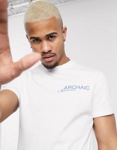T-shirt Asos z nadrukiem