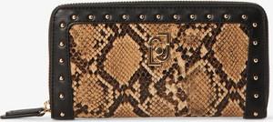 Brązowy portfel Liu-Jo