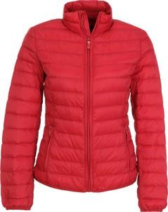 Czerwona kurtka Armani Jeans w stylu casual