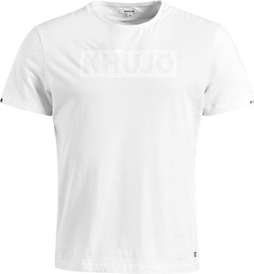 T-shirt khujo z krótkim rękawem w stylu casual