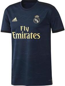 Koszulka do piłki nożnej replika Real Madryt na rozgrywki krajowe