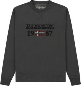 Bluza Napapijri w młodzieżowym stylu z polaru