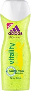 Adidas, Vitality for Women, Żel pod prysznic, 250 ml