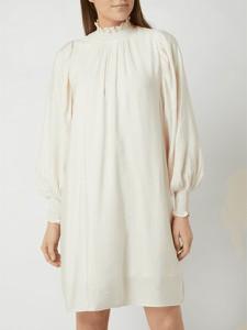 Sukienka Vero Moda z długim rękawem prosta