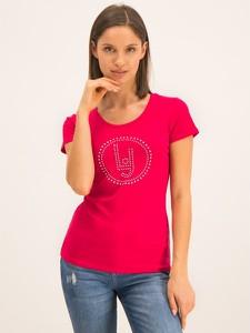 T-shirt Liu Jo Sport z nadrukiem