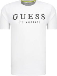 T-shirt Guess Jeans z krótkim rękawem