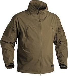 Brązowa kurtka HELIKON-TEX krótka z tkaniny