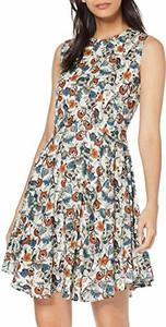 Sukienka amazon.de z okrągłym dekoltem w stylu casual
