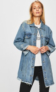 cfe00ba1 Kurtki jeansowe w street stylu, kolekcja lato 2019