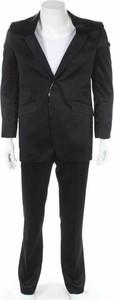 Czarny garnitur Caramelo
