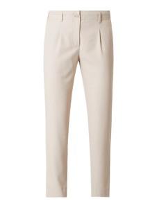 Spodnie Betty & Co White w stylu klasycznym