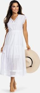 Sukienka inny maxi z bawełny
