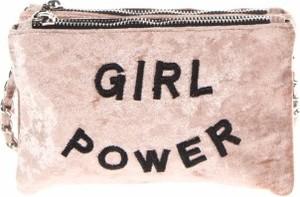 Różowa torebka Pull&Bear w młodzieżowym stylu