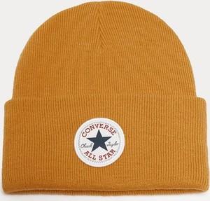 Żółta czapka Converse
