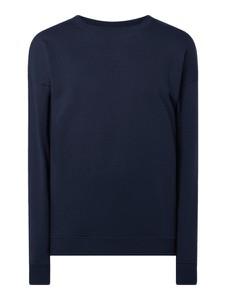 Granatowa bluza Urban Classics w stylu casual