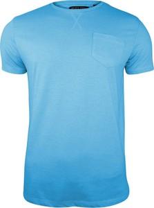 T-shirt Brave Soul z bawełny z krótkim rękawem