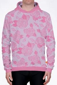 Różowa bluza Power Canvas