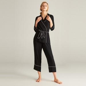 Czarna piżama Reserved w stylu casual
