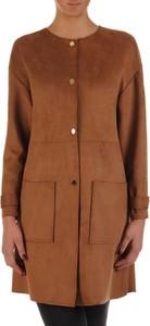 dd4b6382e5682 modne płaszcze skórzane damskie - stylowo i modnie z Allani