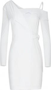 Sukienka Flawdress z długim rękawem mini
