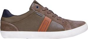 Geox Pudełko męskie G Taupe U84R3G-022ME-C6029 Shoes (rozmiar 43), BEZPŁATNY ODBIÓR: WROCŁAW!