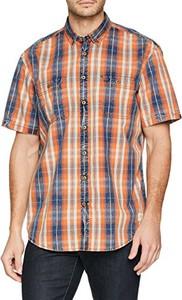 Pomarańczowa koszula Camel Active