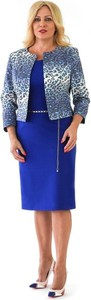 Niebieski Roxana - sukienki