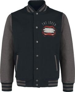 Czarna kurtka Emp z bawełny