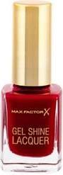 Max Factor Gel Shine 50 Radiant Ruby Lakier do paznokci W 11 ml