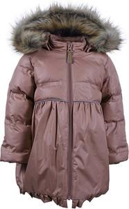 Różowa kurtka dziecięca mikk-line