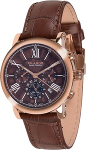 Zegarek Męski Guardo Luxury S1778-5
