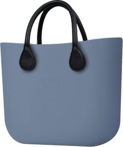 Torebka O Bag w wakacyjnym stylu duża matowa