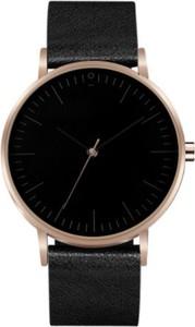 Czarny zegarek hannah martin