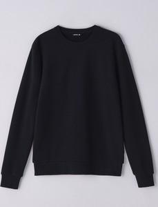 Czarna bluza Cropp w stylu casual