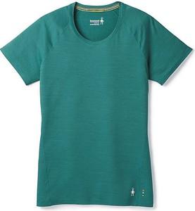 Niebieski t-shirt Smartwool