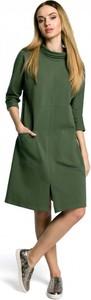 Sukienka MOE mini w stylu casual