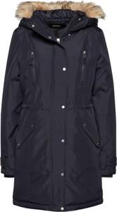Granatowa kurtka Vero Moda w stylu casual