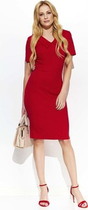 Sukienka Makadamia w stylu casual midi oversize