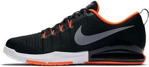 Czarne buty sportowe Nike zoom