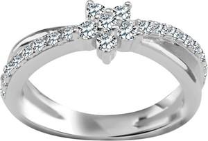 YES Unique - srebrny pierścionek