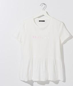 T-shirt Mohito z bawełny z okrągłym dekoltem w stylu casual