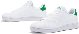 Trampki Adidas niskie z płaską podeszwą