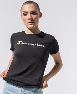 T-shirt Champion z krótkim rękawem w sportowym stylu