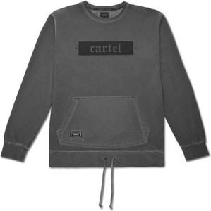 Bluza Backyard Cartel w młodzieżowym stylu