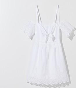 Sukienka Mohito rozkloszowana z bawełny