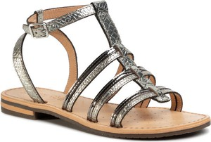 Sandały Geox z klamrami