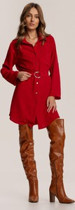Czerwona sukienka Renee mini
