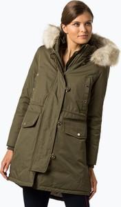0b629368fd74a Zielona kurtka Tommy Hilfiger w stylu casual