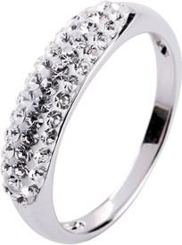 bonprix bpc bonprix collection Pierścionek z kryształami Swarovskiego®