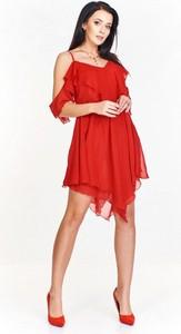f565bd92ba sukienki z opadającymi ramionami - stylowo i modnie z Allani